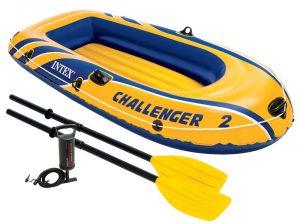 Intex Challenger 2er Boot im Kinder-Schlauchboot Vergleich