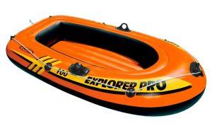 Intex Schlauchboot Explorer Pro 100 im Kinder-Schlauchboot Vergleich