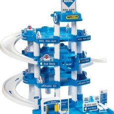 Spielzeug-Parkhaus Vergleich – Die besten Parkgaragen für Kinder