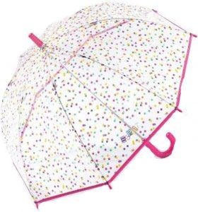 ESPRIT Domeshape Kids Colored Dots im Kinder-Regenschirm Vergleich