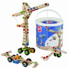 Holzbaukasten Vergleich – Holzspielzeug zum Bauen und Konstruieren