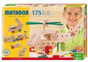 Matador Baukasten Ki 3 im Holzbaukasten Vergleich