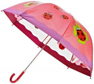 Playshoes Regenschirm Glückskäfer im Kinder-Regenschirm Vergleich