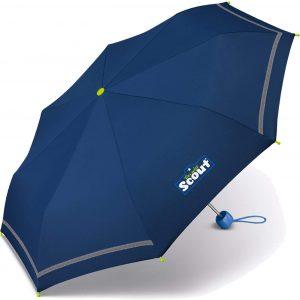Scout Kinder-Taschenschirm im Kinder-Regenschirm Vergleich