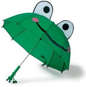 Small Foot Company Kinderschirm-Frosch im Kinder-Regenschirm Vergleich