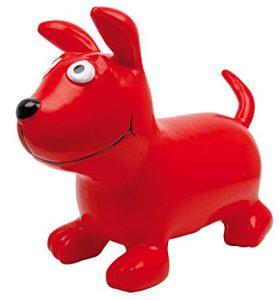 Legler Hüpfhund Bodo im Hüpftier-Vergleich