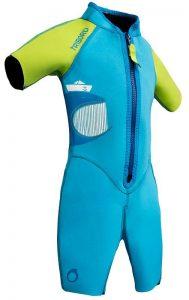 Decathlon Tribord Shorty 100 im Kinder-Neoprenanzug Vergleich