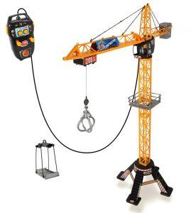 Dickie Toys Mega Crane im Spielzeug-Kran Vergleich