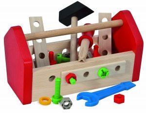 Eichhorn Werkzeugkasten im Kinder-Werkzeug Vergleich
