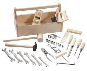 Howa Werkzeugkiste im Kinder-Werkzeug Vergleich