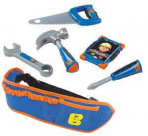 Smoby Bob der Baumeister Werkzeuggürtel im Kinder-Werkzeug Vergleich