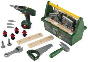 Theo Klein Bosch 8429 Tool Box im Kinder-Werkzeug Vergleich