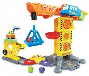 VTech Baby Tut Tut Flitzer Baukran im Spielzeug-Kran Vergleich