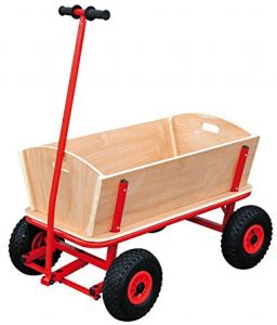 Legler Maxi im Holz-Bollerwagen Vergleich