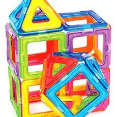 Magnetspielzeug-Vergleich – Magnetische Bauklötze und Spielzeug