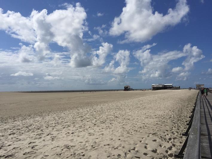 St. Peter-Ording_Weg zum Strand