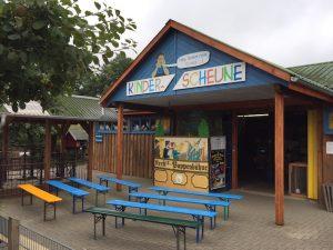 St. Peter-Ording_Westküstenpark Spielscheune