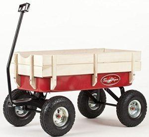 Toby Handwagen im Holz-Bollerwagen Vergleich