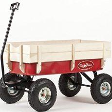 Holz-Bollerwagen Vergleich – Die besten Handwagen für Familien
