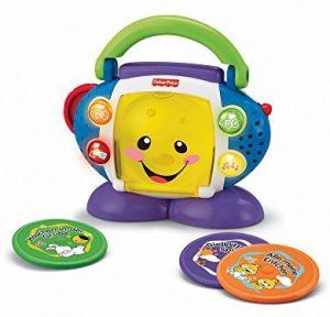 Fisher-Price P2672 Lernspaß CD-Spieler im Kinder CD-Player Vergleich