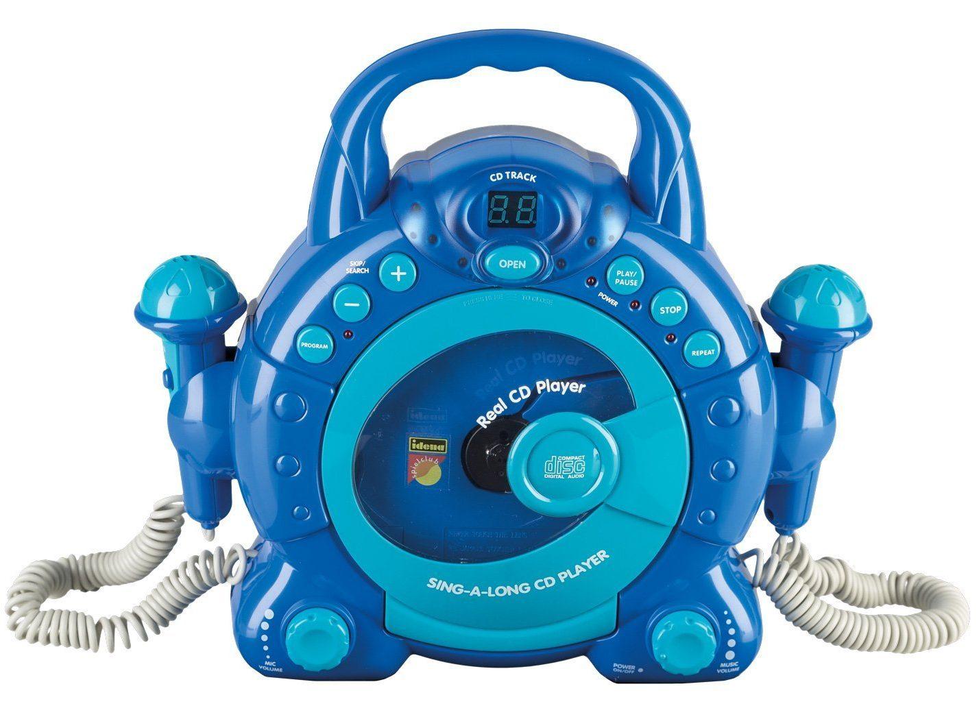 Kindgerechter Mp3 Player kinder cd-player vergleich – die besten kindgerechten cd-spieler