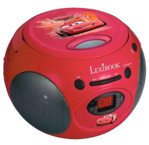 LEXIBOOK DISNEY CARS Boombox im Kinder CD-Player Vergleich