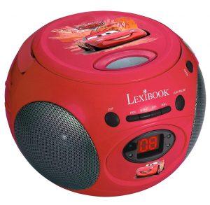 LEXIBOOK DISNEY CARS Boombox im Kinder CD-Player Vergleich
