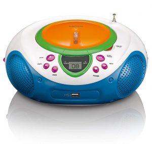 Lenco SCD-40 USB Kids im Kinder CD-Player Vergleich