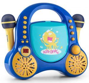 auna Rockpocket Karaoke Anlage im Kinder CD-Player Vergleich