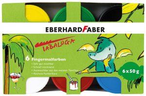 Eberhard Faber 578605 Fingerfarbe Tabaluga im Fingerfarben-Vergleich