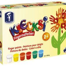 Fingerfarben-Vergleich – Die besten Fingermalfarben für Kinder