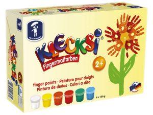 Feuchtmann Spielwaren 6330626 Klecksi Fingermalfarbe im Fingerfarben-Vergleich