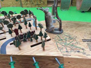Haus des Waldes _Klima-Kicker