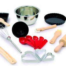 Kinder Back-Set Vergleich – Spielzeug-Backzubehör für die Kinderküche