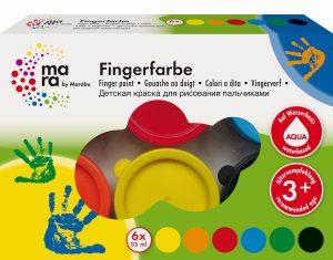 Mara by Marabu 042100088 Fingerfarbe im Fingerfarben-Vergleich