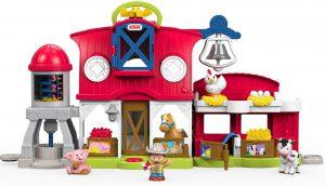 Mattel Fisher-Price Little People im Spielzeug-Bauernhof Vergleich