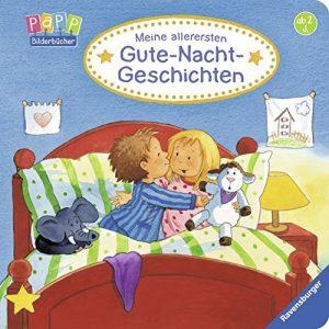 Meine allerersten Gute-Nacht-Geschichten - Einschafbücher für Kinder