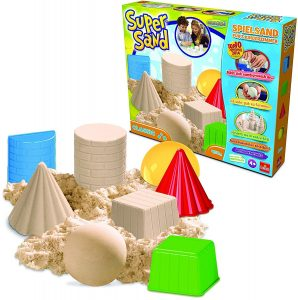Goliath Super-Sand-Set Classic im Kinetic Sand Vergleich