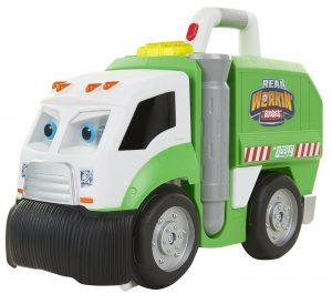 Dusty der flinke Müllflitzer im Spielzeug-Müllauto Vergleich
