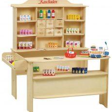 Kaufladen-Vergleich – Kinder-Kaufmannsläden aus Holz
