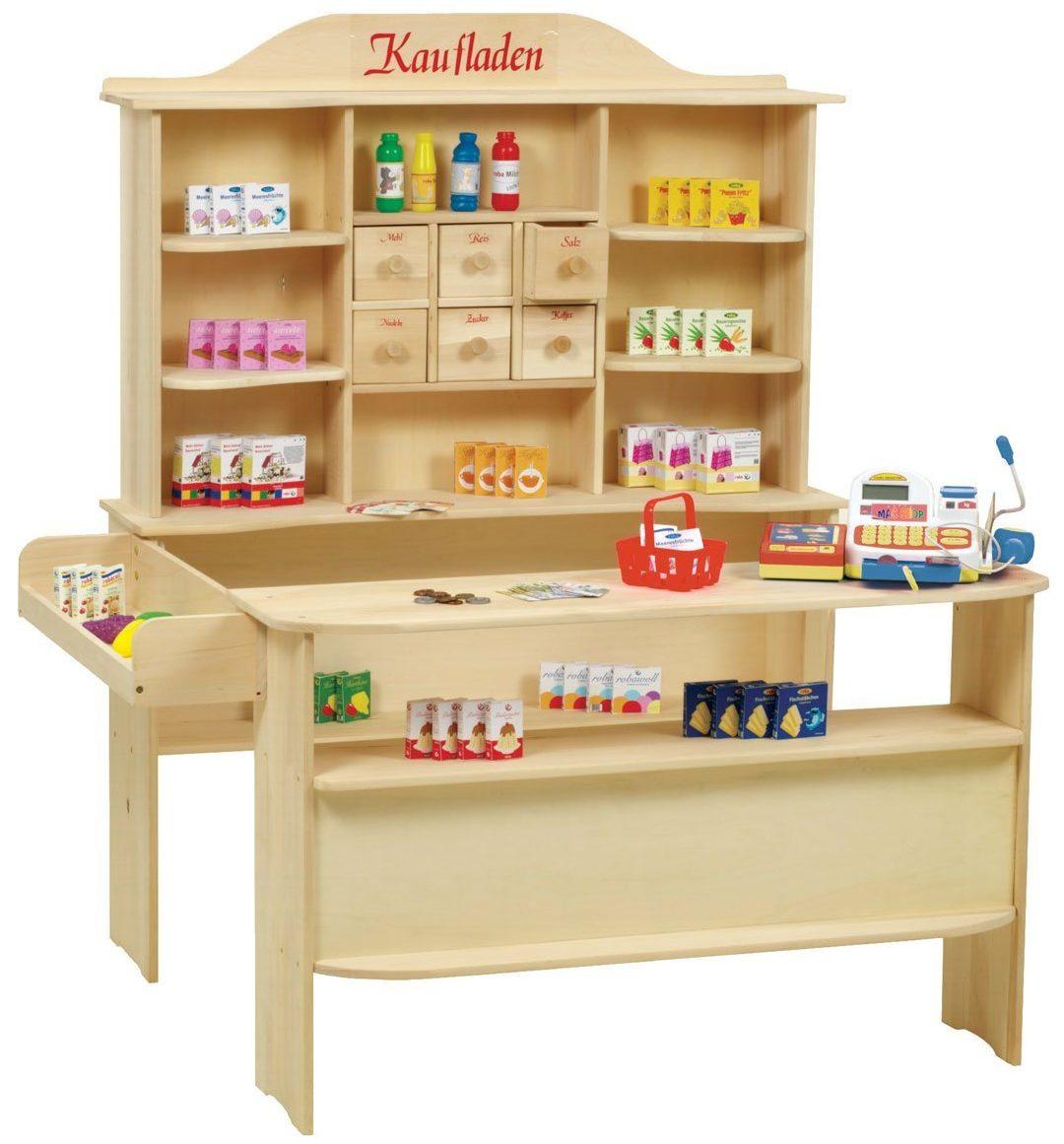 kaufladen vergleich die sch nsten kinder kaufmannsl den aus holz. Black Bedroom Furniture Sets. Home Design Ideas