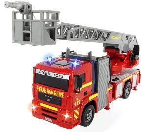 Dickie Toys City Fire Engine im Spielzeug-Feuerwehrauto Vergleich