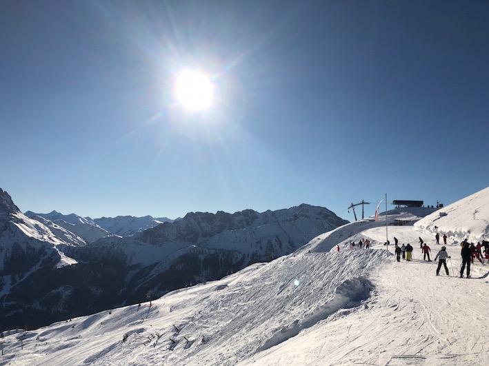 Familien-Skigebiet Lermoos_Grubigstein