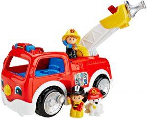 Mattel Fisher-Price Little People im Spielzeug-Feuerwehrauto Vergleich