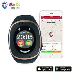 MyKi GPS Kinderuhr im Kinder-Smartwatch Vergleich