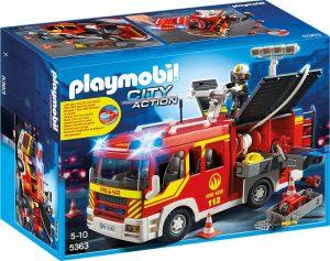 PLAYMOBIL 5363 Löschgruppenfahrzeug im Spielzeug-Feuerwehrauto Vergleich