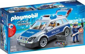 Playmobil 6873 Polizei-Einsatzwagen im Spielzeug-Polizeiauto Vergleich