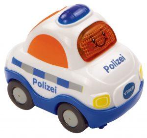 Vtech 80-119904 Tut Tut Baby Flitzer Polizei im Spielzeug-Polizeiauto Vergleich