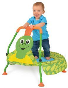 Galt Toys 1004471 Mini-Trampolin Schildkröte im Kindertrampolin-Vergleich