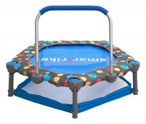 smarTrike Jump-Trampolin im Kindertrampolin-Vergleich